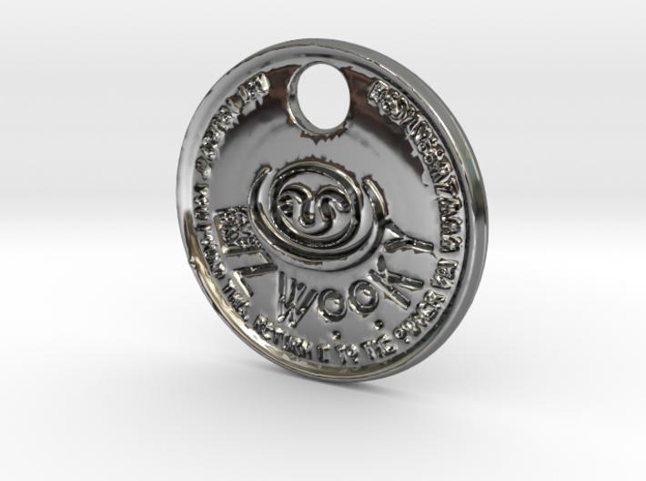 ZWOOKY Style 161 - pendant Apophis 3d printed