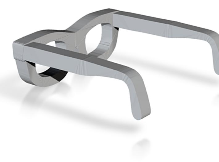 Glasses Small.obj 3d printed