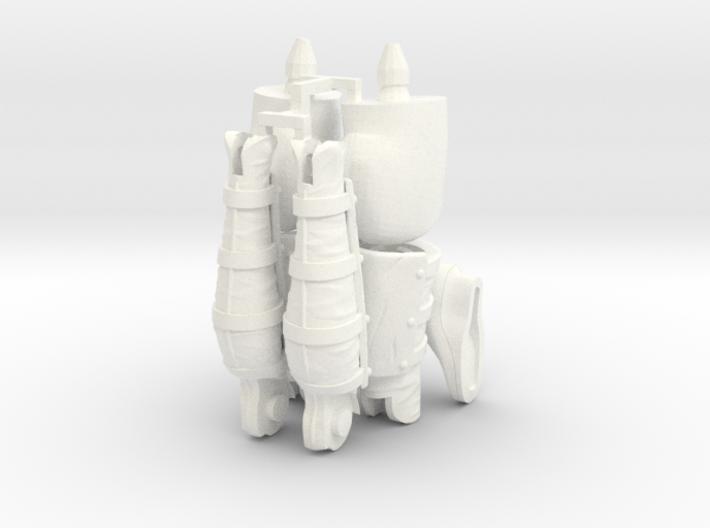 FB01-Legs-10  7inch 3d printed
