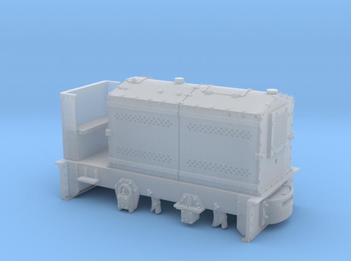 Feldbahn O&K H1 (Spur 0f) 1:45 3d printed