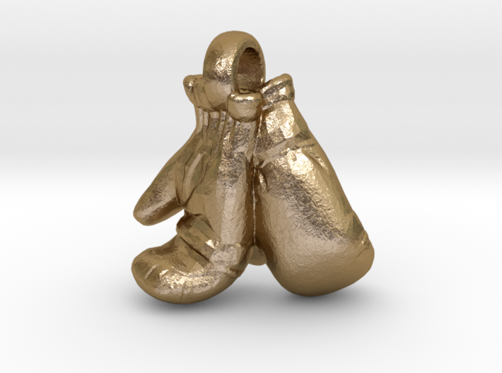 BOXING GLOVES 3d printed