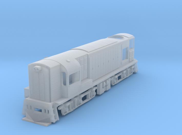 1:87 Di Class 3d printed