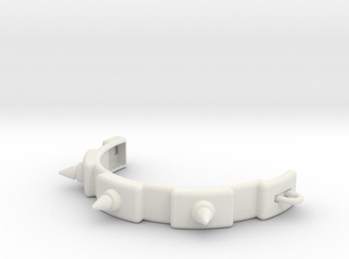 Collar RH 3d printed