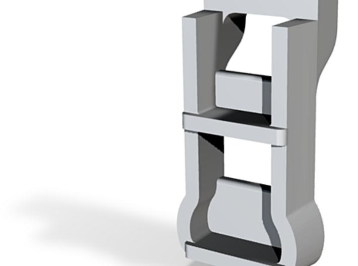Tender steps - Long 3d printed