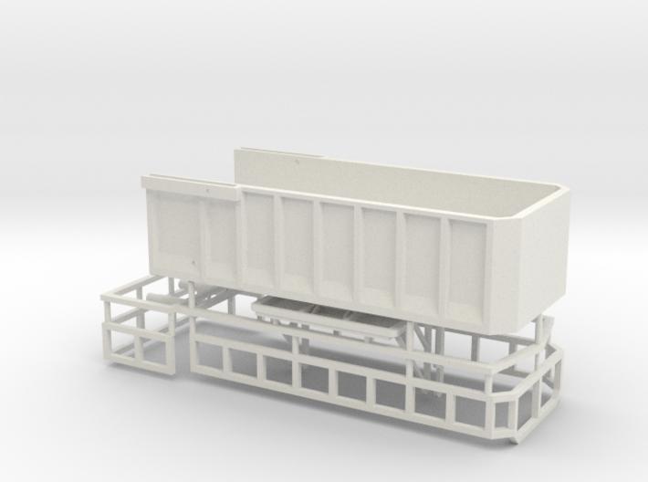1/64 AS20 grain/silage bed 3d printed