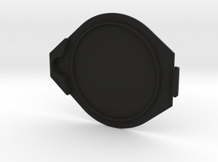 58mm Flip Lens Cap-cap 3d printed
