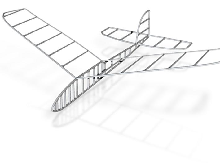 Glider Test 3d printed