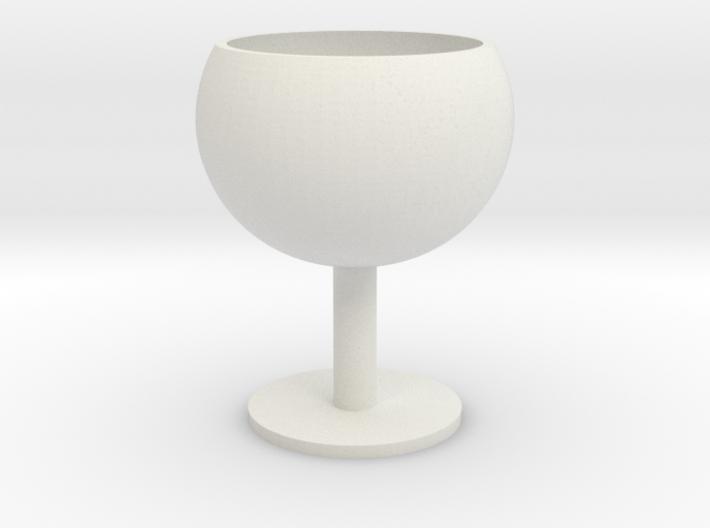Cute Goblet 3d printed