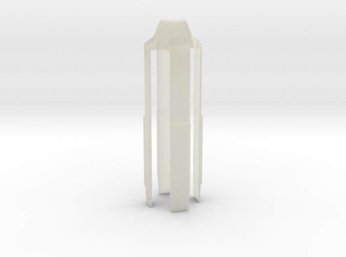 Silver Slider Test 3d printed