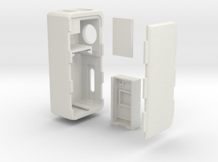 Box Mod MarkVI Dna 30/20 -no B.F.- (18350) 3d printed