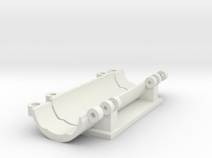 Break-in Stand for Mini-z motors 3d printed