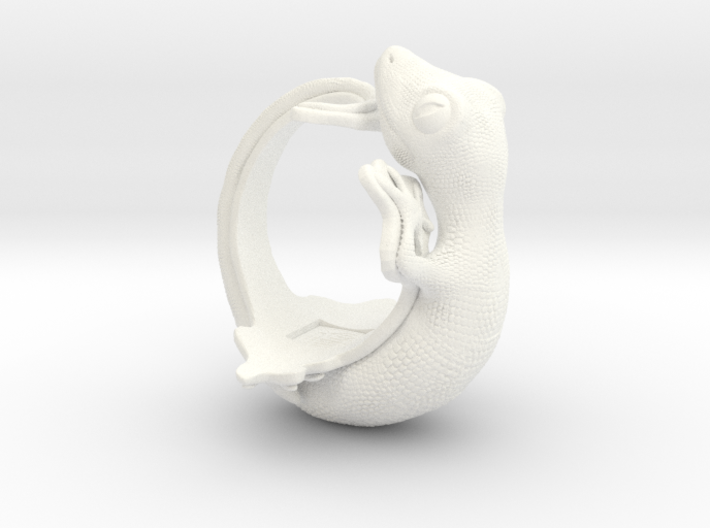Gecko Size11 3d printed