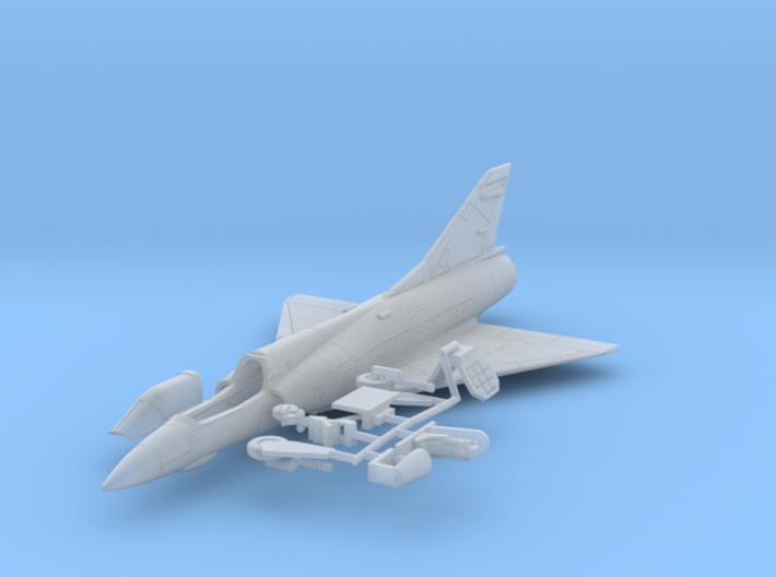 020C Mirage IIIEBR 1/144 3d printed