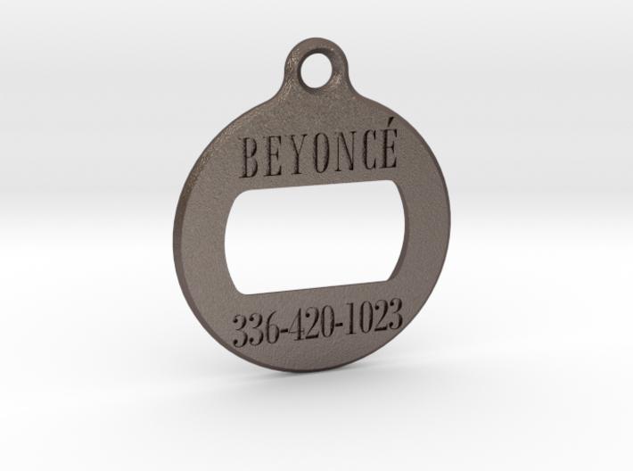 BEYONCE 3d printed