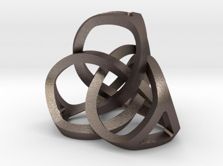 Pendant Tetra 3d printed