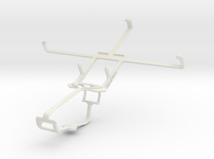 Controller mount for Xbox One & Pantech Vega No 6 3d printed