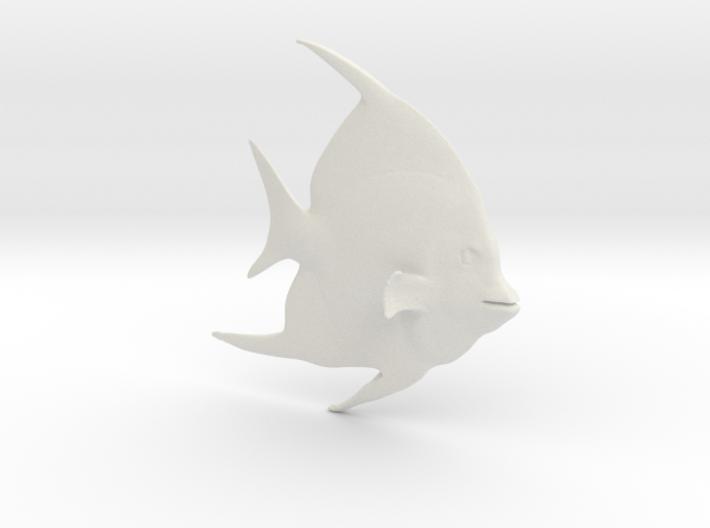 Vis voor joost 3d printed