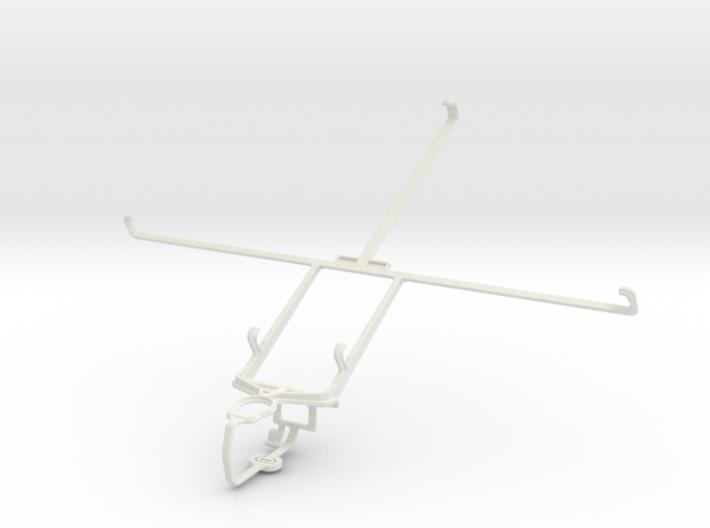 Controller mount for PS3 & Prestigio Multipad 4 Qu 3d printed