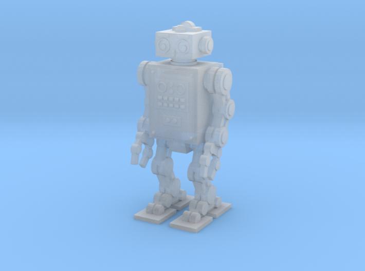 28mm Retro Robot 1  3d printed