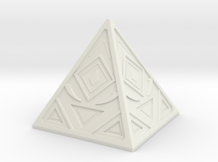 Sith Holocron 3 3d printed