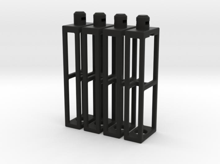 Short Stilt Pack 3d printed