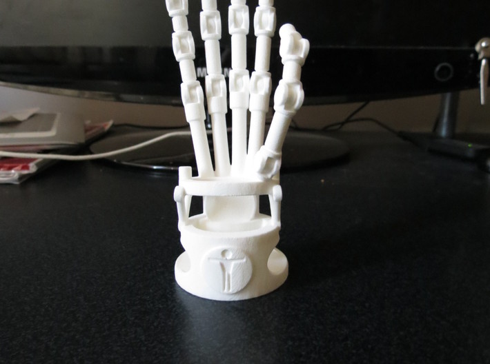 Robot Hand Phone Stand Gr8d33dcq By Anthromod