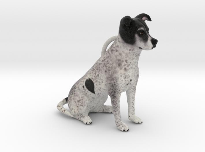 Custom Dog Ornament - Beagan 3d printed