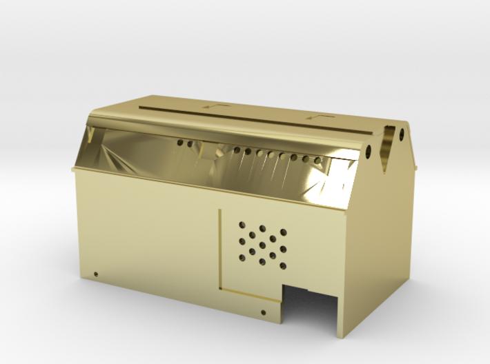 Motorhaube Deutz MLH 3d printed