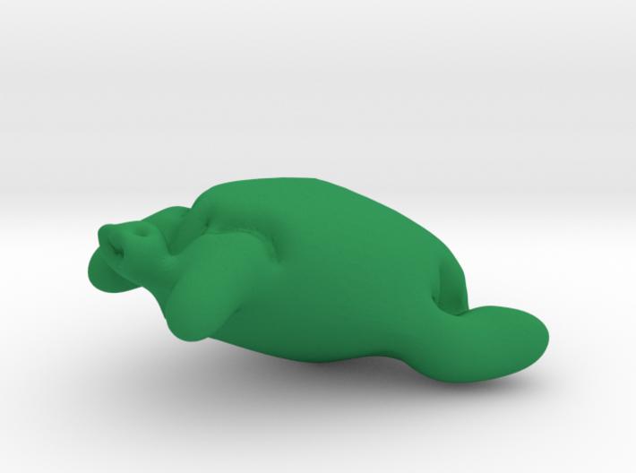 Essence Of Turtle 3d printed