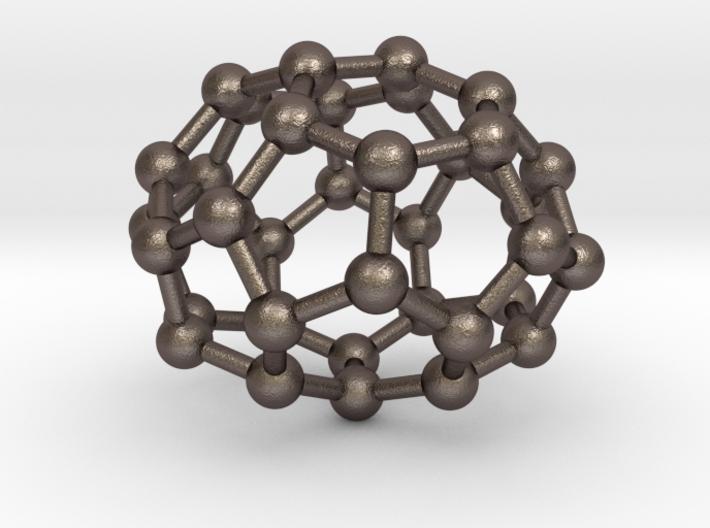 0033 Fullerene c36-05 d2 3d printed