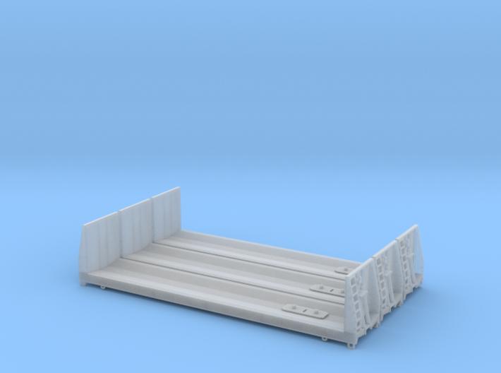 HO Magor SAL Woodrack 3 Pack 3d printed