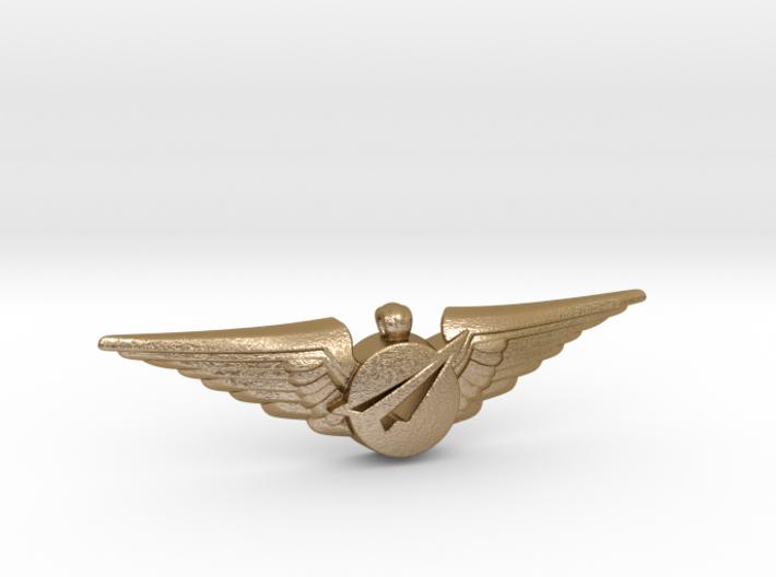 Big Imagination Captain's Wings 3d printed