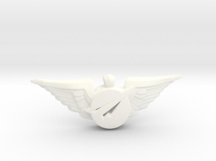 Big Imagination Crew Wings 3d printed