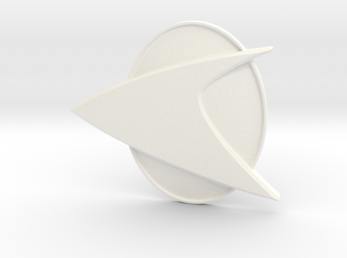 Star Trek TNG comm badge 3d printed