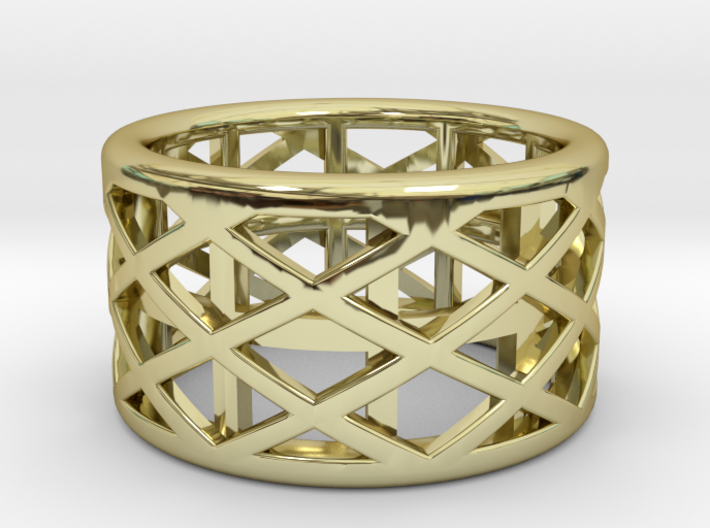 Archi Ring  3d printed