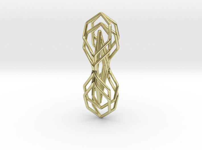 A-LINE Honeytwin, Pendant 3d printed