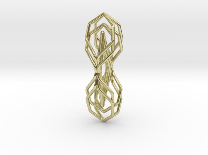A-LINE Honeytwin, Pendant 3d printed