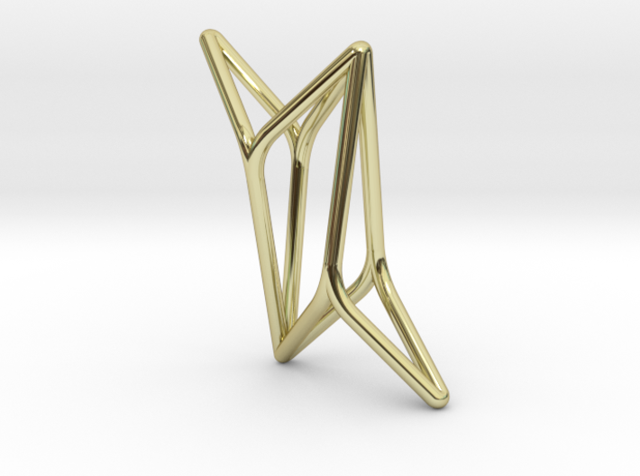 YOUNIVERSAL 4Y, Pendant. Pure Elegance 3d printed