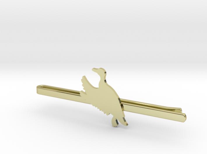 Duck 2 Tie Clip 3d printed