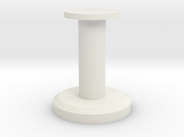 Round Stand 3cm 3d printed
