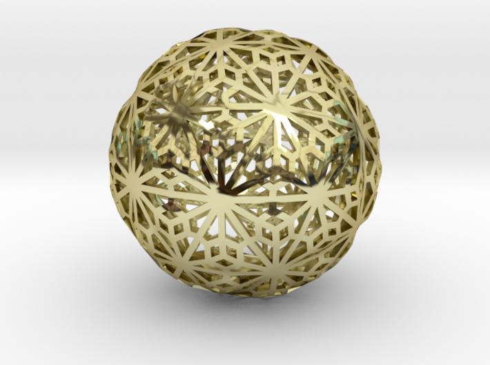 Flexible Sphere_d1 3d printed