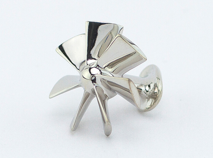 Style Fans Cufflinks 3d printed Note: Box Sold Separately