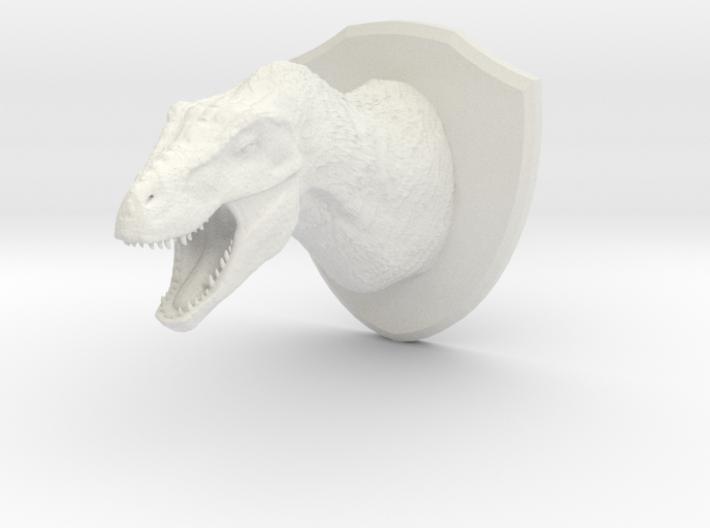 Tyrannosaur Head (MEST 2015) 3d printed