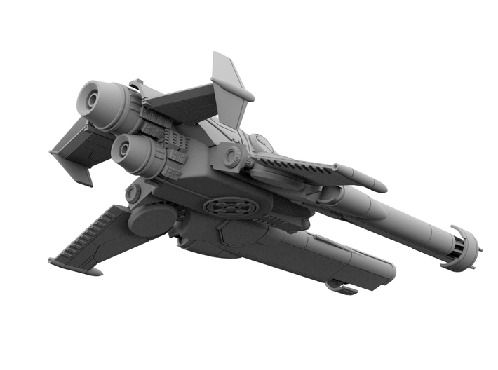 Amaranth - 150mm For WSF 3d printed