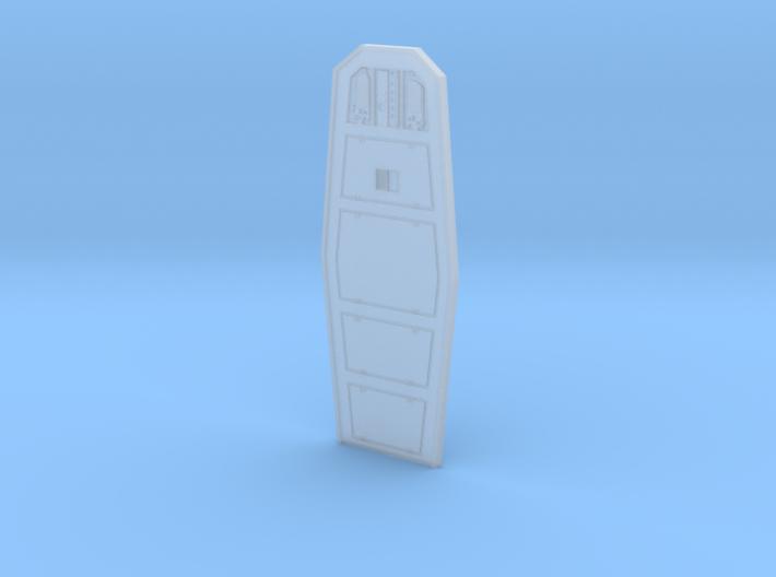 YT1300 5 FOOTER COCKPIT DOOR 3d printed