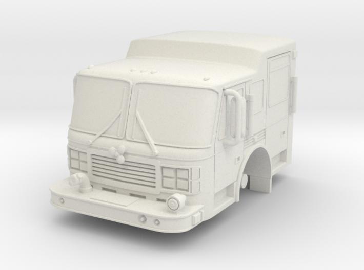 ~1/87 Alf Cab 3d printed