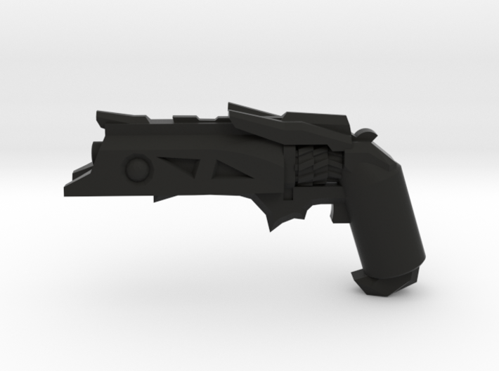 HS-80 Nightmare Pistol 3d printed