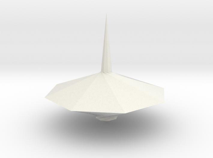 Spinning top PT v9 3d printed