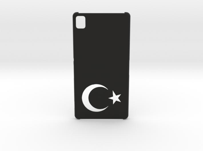 Sony Xperia Z3 Case: Turkey 3d printed