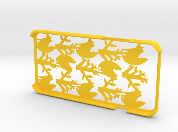 Fox iPhone6/6S case for 4.7inch  3d printed